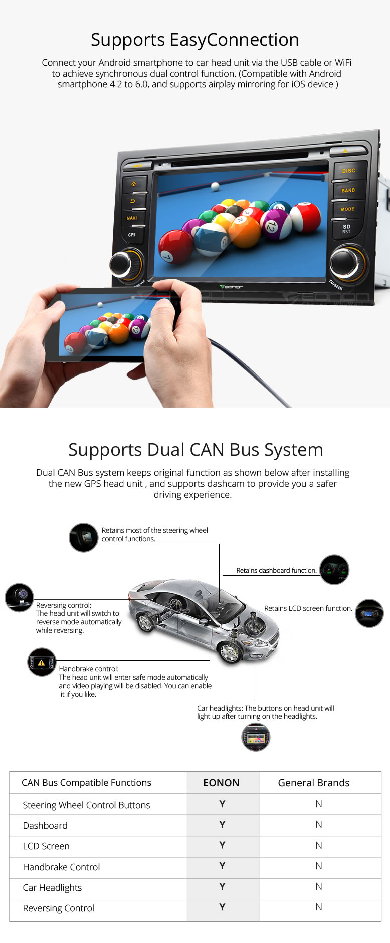 best 2 din car stereo android car stereo car dvd