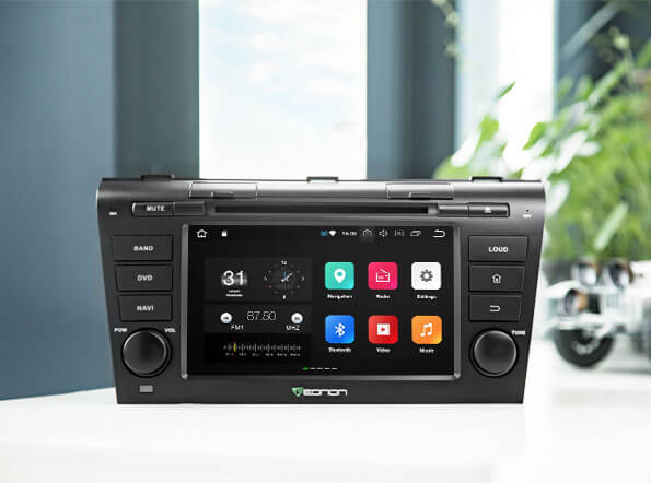 car stereos for mazda