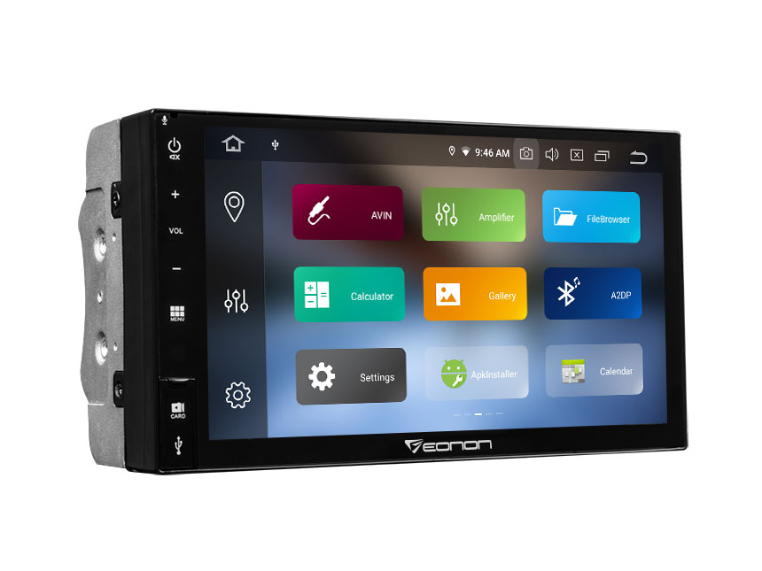 Eonon GA2177 | Android 9 0 Pie Quad-Core 2 DIN Head Unit