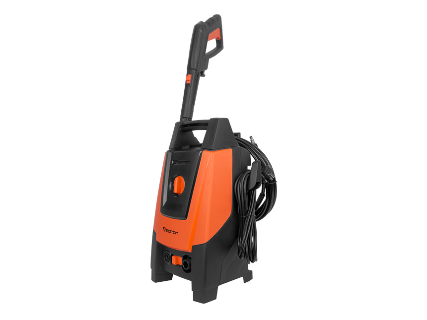 1800W High-Pressure Washer 2030 PSI 1.85 GPM Professional Electric Power Washer Support Adjustable Lance Safety Button Regulating Valv